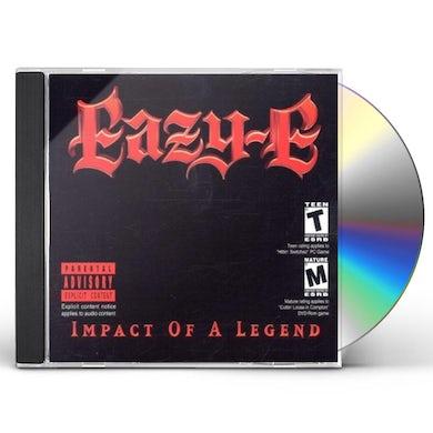 Eazy-E IMPACT OF A LEGEND CD