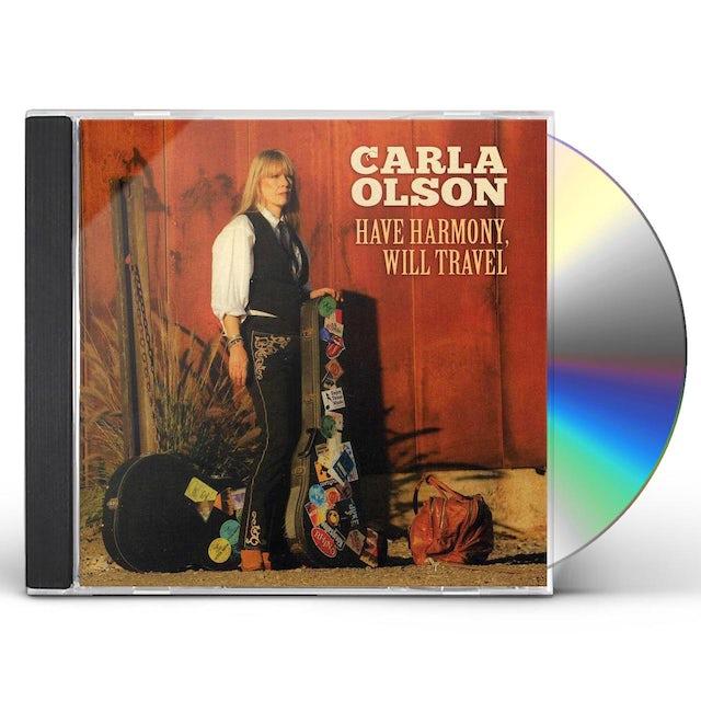 Carla Olson HAVE HARMONY WILL TRAVEL CD
