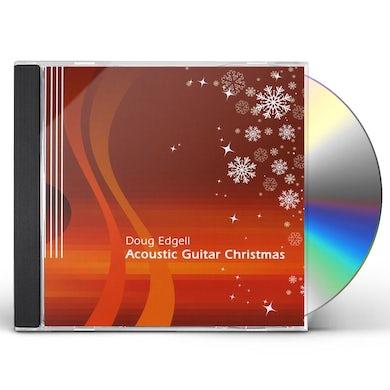Doug Edgell ACOUSTIC GUITAR CHRISTMAS CD