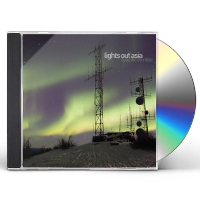 Lights Out Asia EYES LIKE BRONTIDE CD