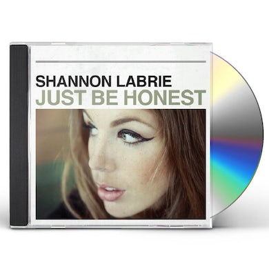 Shannon LaBrie JUST BE HONEST CD
