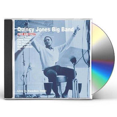 Quincy Jones FREE & EASY CD