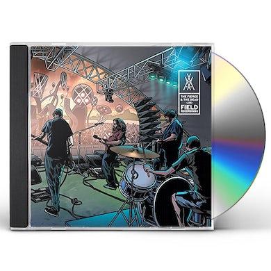 Fierce & The Dead FIELD RECORDINGS CD