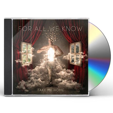 For All We Know TAKE ME HOME CD