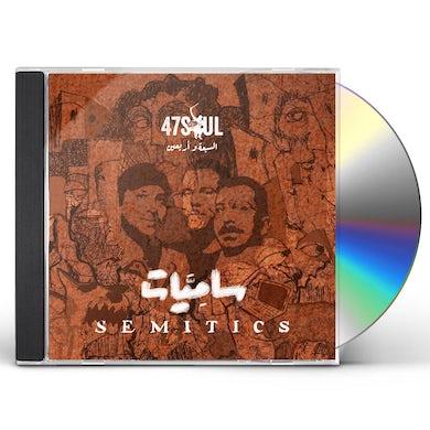 47Soul SEMITICS CD