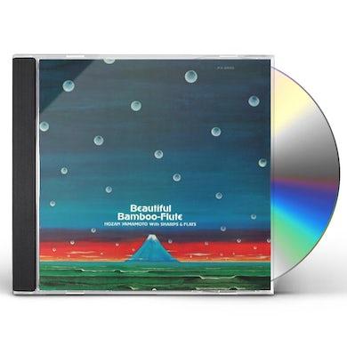 Hozan Yamamoto BEAUTIFUL BAMBOO-FLUTE CD