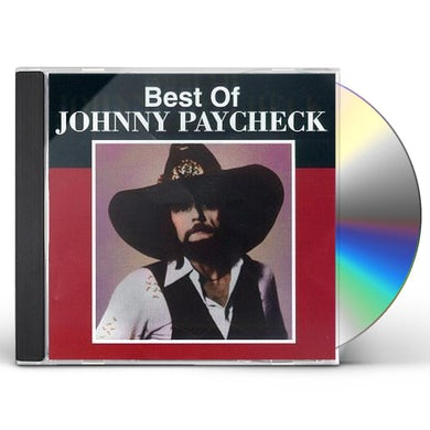 Johnny Paycheck BEST OF 1 CD