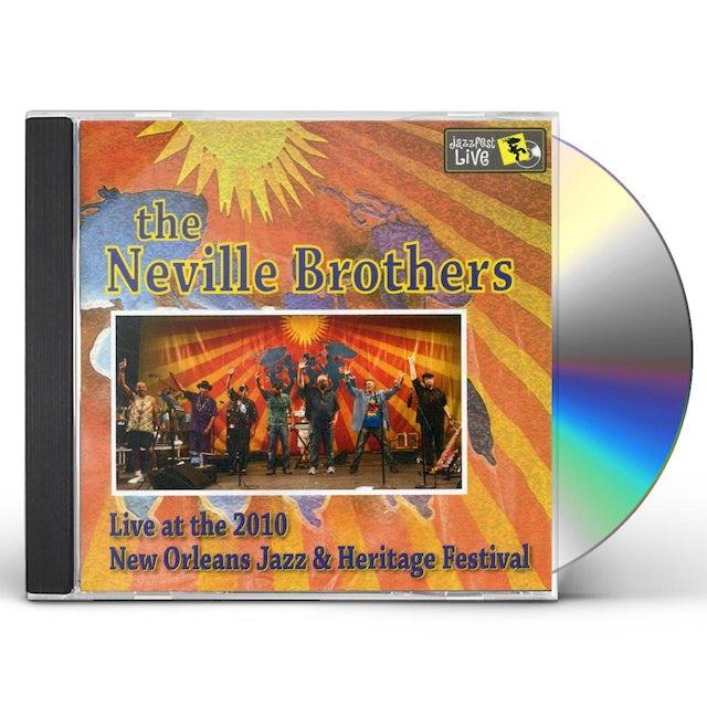 Neville Brothers JAZZ FEST 2010 CD