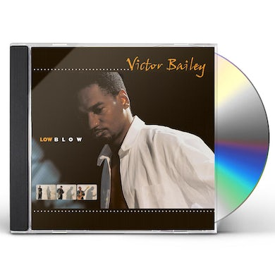 Victor Bailey LOW BLOW CD