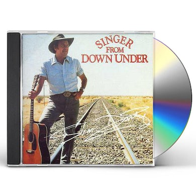 Slim Dusty SINGER FROM DOWN UNDER CD
