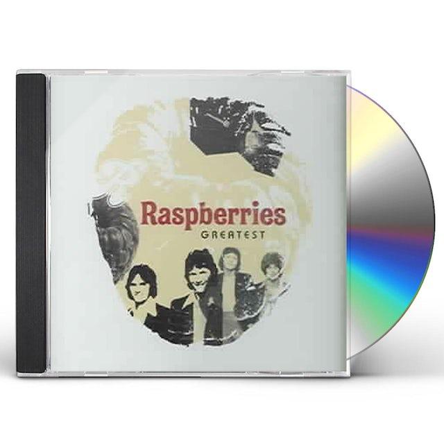 Raspberries GREATEST CD