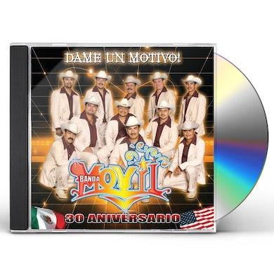 Banda Movil DAME UN MOTIVO CD