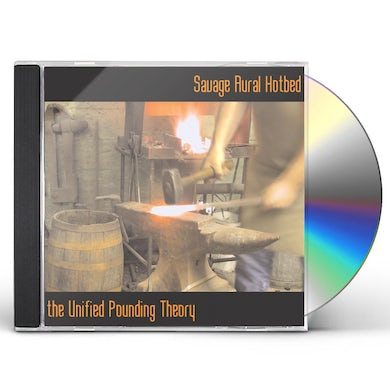 Savage Aural Hotbed UNIFIED POUNDING THEORY CD
