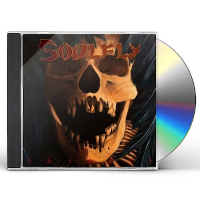Soulfly SAVAGES CD