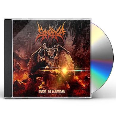 Sinaya MAZE OF MADNESS CD