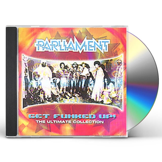Parliament GET THE FUNK UP: ULTIMATE COLLECTION CD
