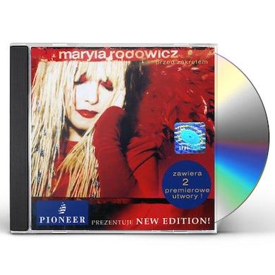 Maryla Rodowicz PRZED ZAKRETEM CD