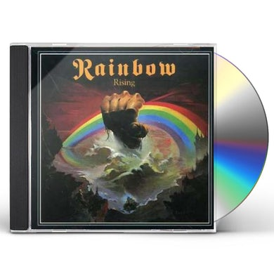 Rainbow RISING CD