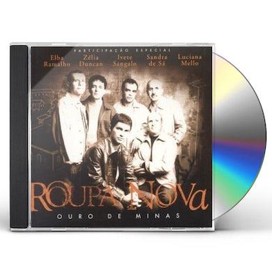 Roupa Nova OURO DE MINAS CD