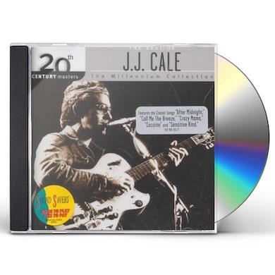 J.J. Cale Millennium Collection - 20th Century Masters CD