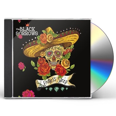 Black Sorrows ENDLESS SLEEP CD