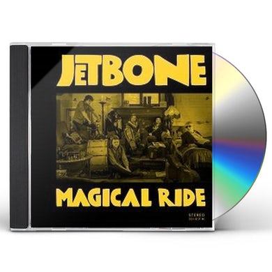 MAGICAL RIDE CD