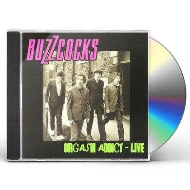Buzzcocks ORGASM ADDICT LIVE CD