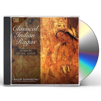 Baluji Shrivastav CLASSICAL INDIAN RAGAS CD