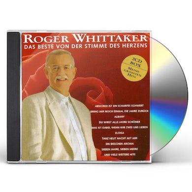 Roger Whittaker DAS BESTE VON DER STIMME DES HERZENS CD