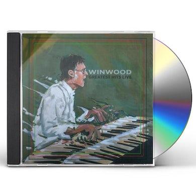 Steve Winwood WINWOOD GREATEST HITS LIVE CD