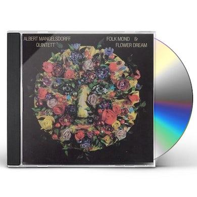 Albert Mangelsdorff FOLK MOND & FLOWER DREAM CD