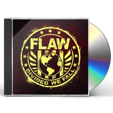 Flaw DIVIDED WE FALL CD