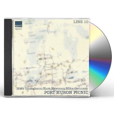 Mats Gustafsson PORT HURON PICNIC CD