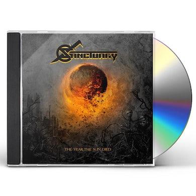 YEAR THE SUN DIE CD