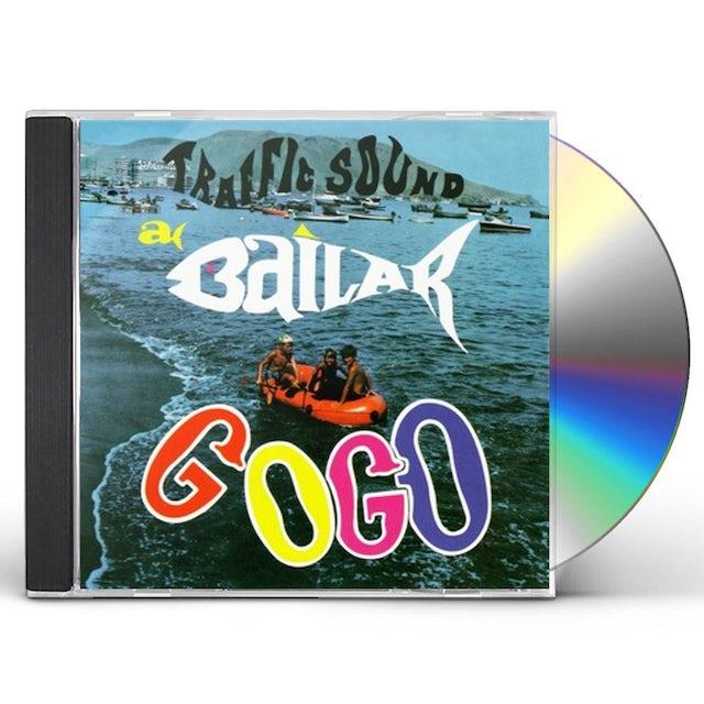 Traffic Sound A BAILAR A GOGO CD