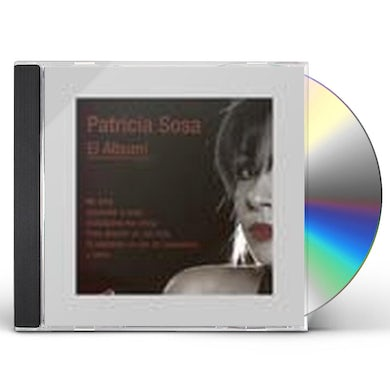 Patricia Sosa EL ALBUM CD