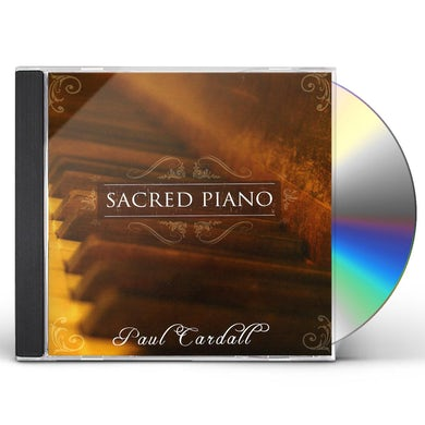 Paul Cardall SACRED PIANO CD