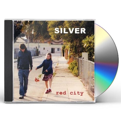 Silver RED CITY CD