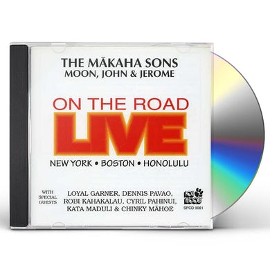 Makaha Sons LIVE ON THE ROAD CD