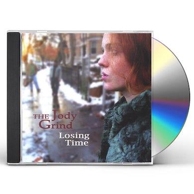 Jody Grind LOSING TIME CD