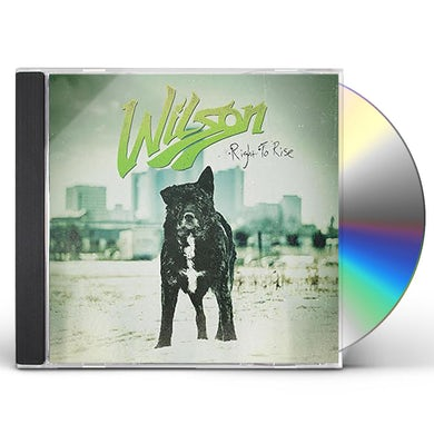 Wilson RIGHT TO RISE CD