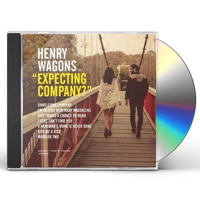 Henry Wagons EXPECTING COMPANY CD