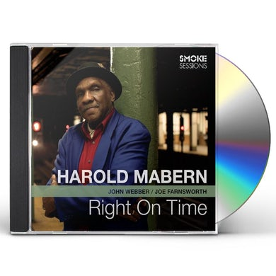 Harold Mabern RIGHT ON TIME CD