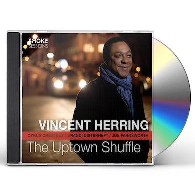 Vincent Herring UPTOWN SHUFFLE CD