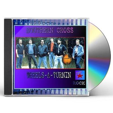 Southern Cross WHEELS-A-TURNIN CD
