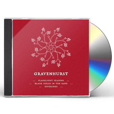 Gravenhurst FLASHLIGHT SEASONS - BLACK HOLES IN THE SAND CD