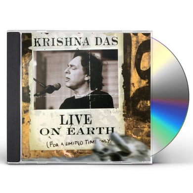 Krishna Das LIVE ON EARTH CD