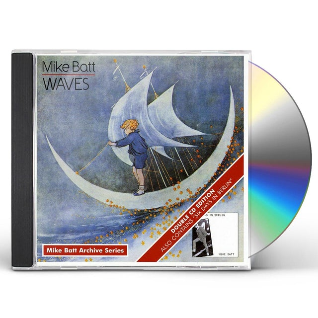 Mike Batt WAVES / SIX DAYS IN BERL CD