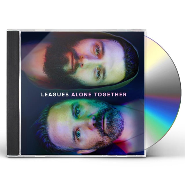 Leagues ALONE TOGETHER CD
