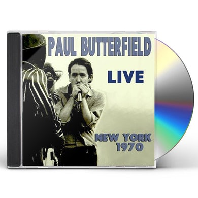 LIVE NEW YORK 1970 CD